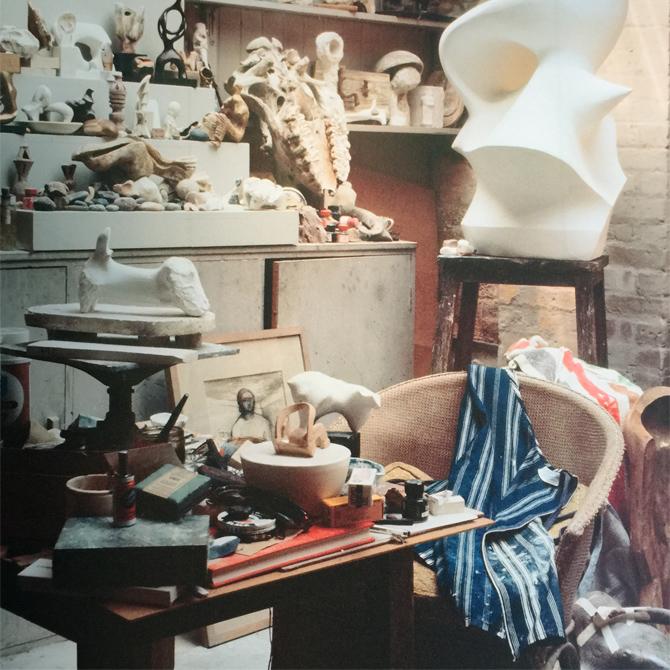 henry-moore-studio