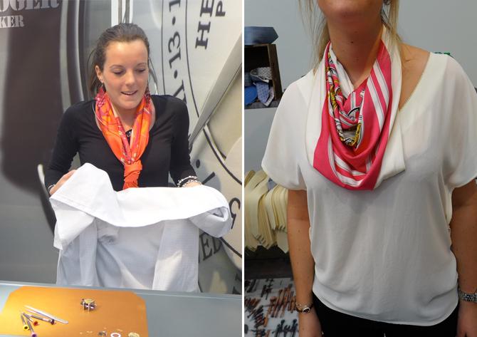 hermes scarves again