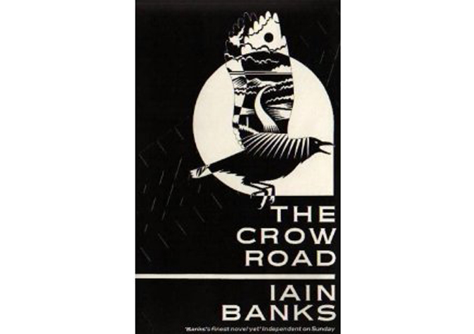 the crow road by lain banks essay Summary bibliography: iain m banks  zakalwe's song (2015) [only as by iain banks] essays  the crow road (1992) [as by iain banks].