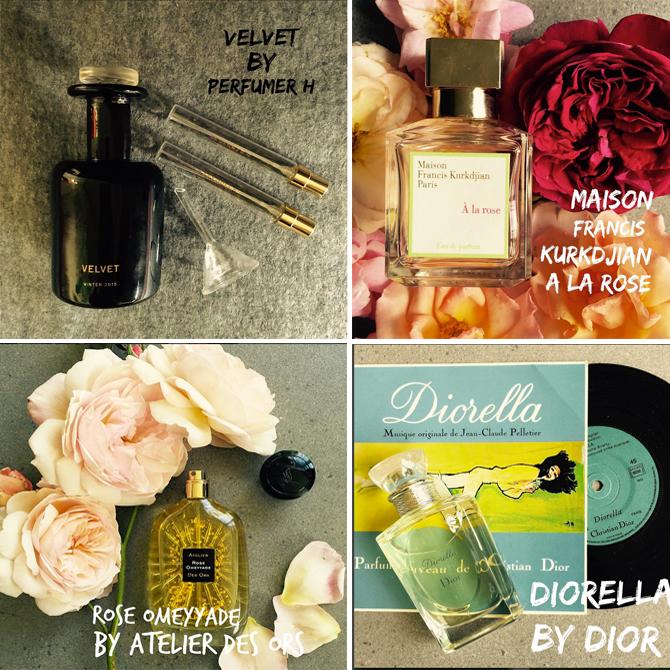 instagrams we wear perfume