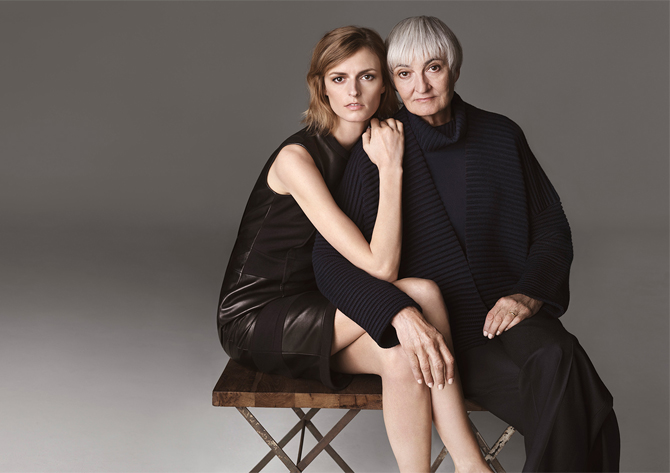 Jacquetta Wheeler and her mum, Tessa Codrington