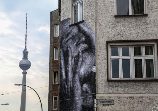 jr art in berlin
