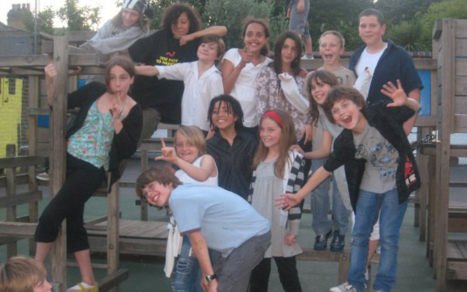last day at primary school