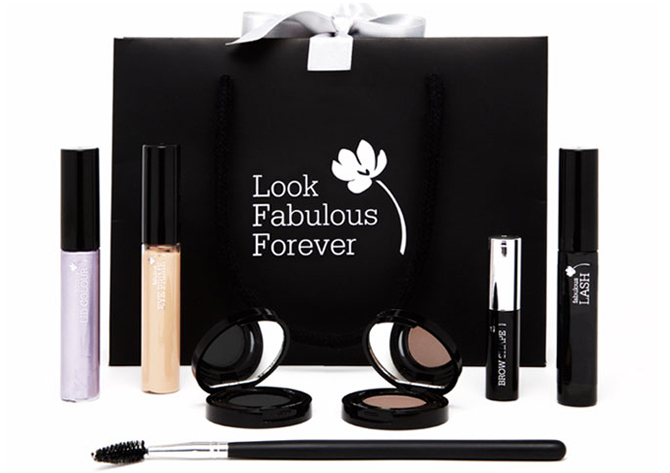 Look fabulous forever makeup