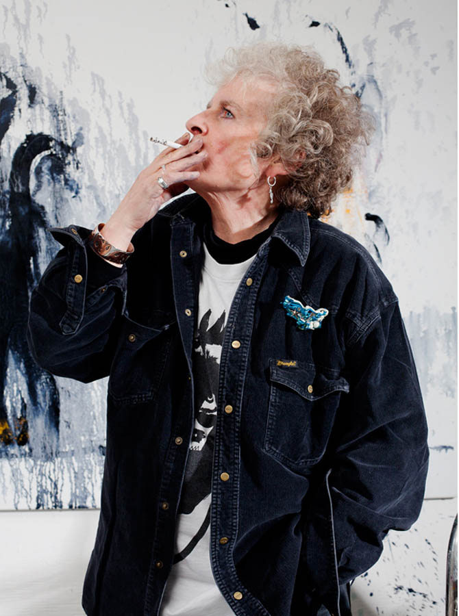 Maggi Hamblin by Nancy Honey