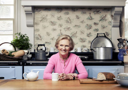 Image of Mary Berry by Alex Lake, via The Observer Food Monlthy