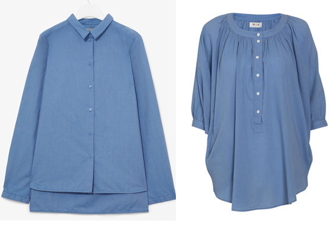 not quite chambray