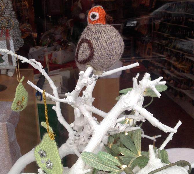 partridge at creation knits