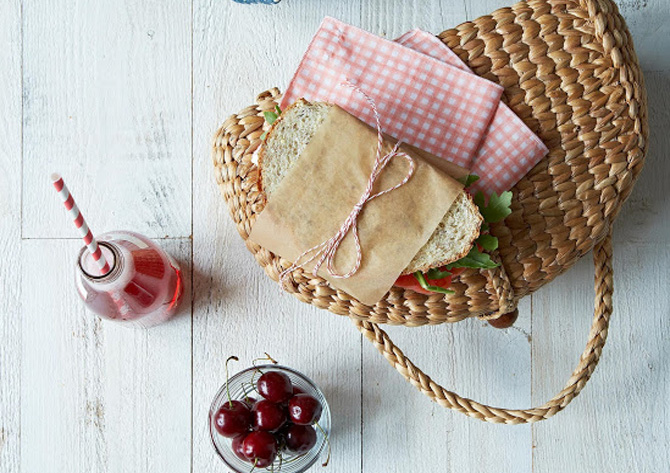 picnic tote from food 52
