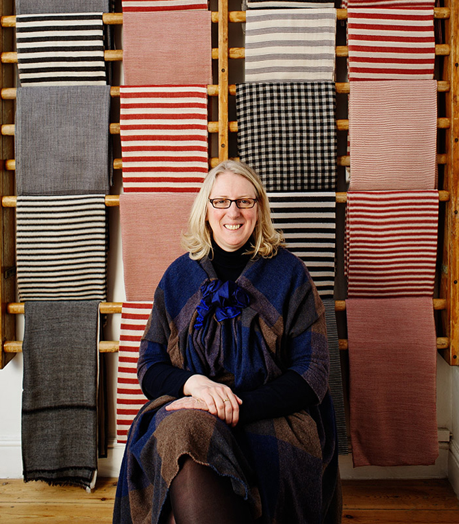 polly leonard at selvedge