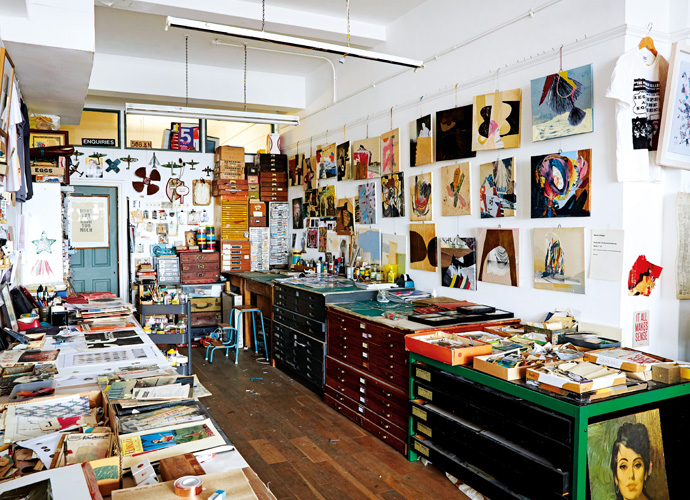 Studio creative spaces for creative people by sally coulthard the
