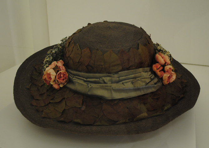 suffragette hat