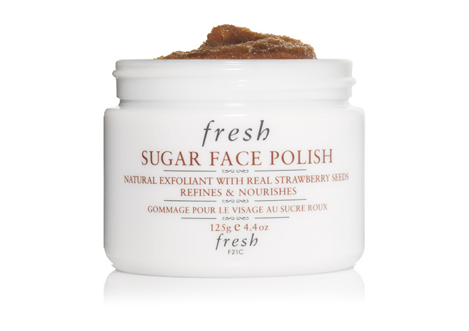 sugar face polish fresh