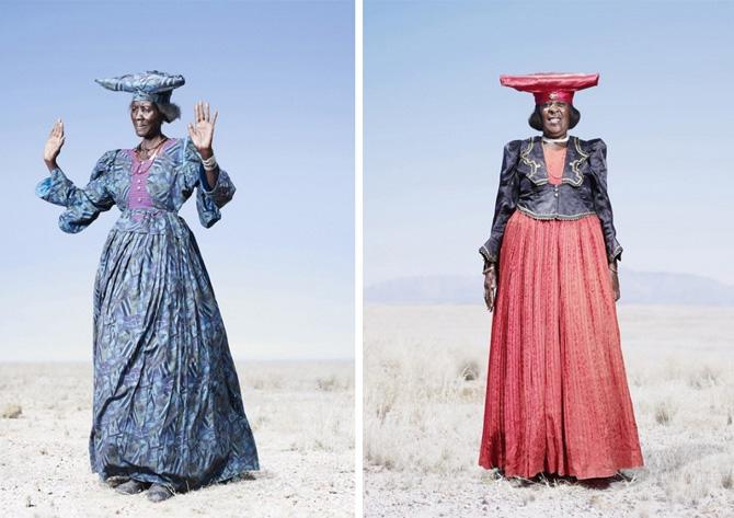 the herero tribe of nambia by jim naughten