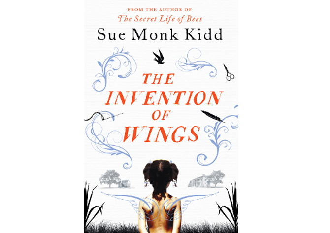 the invention of wings on the womens room