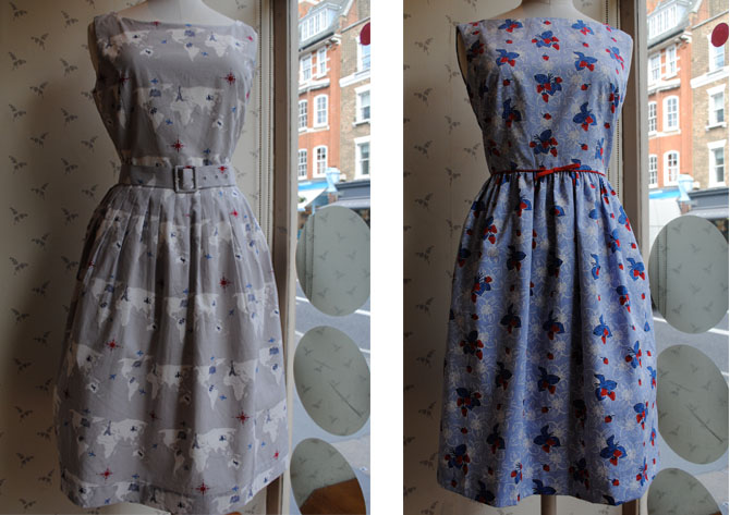 Rachel Riley S Sundresses And Vintage Hanky Collection The Womens Room