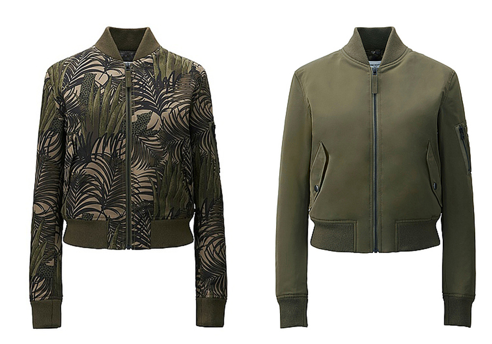b700eff6c Another look at the Spring Bomber Jacket | The Womens Room
