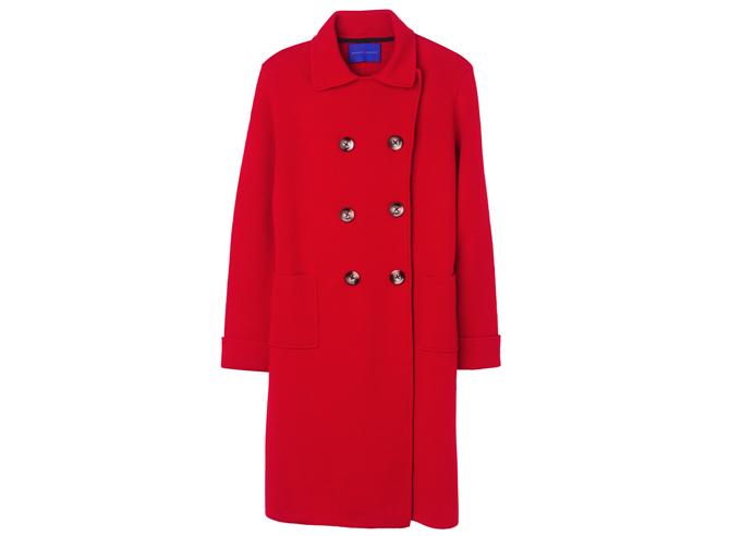 winser red coat