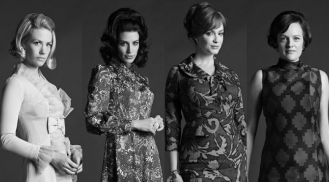 women on mad men